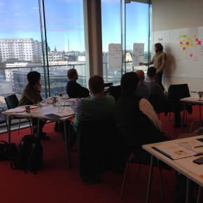 THE 2015 ICFS COURSE IS UP AND RUNNING